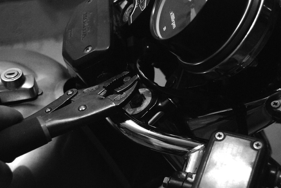 cb650 fork seals – 10 step tutorial - Chin on the Tank – Motorcycle