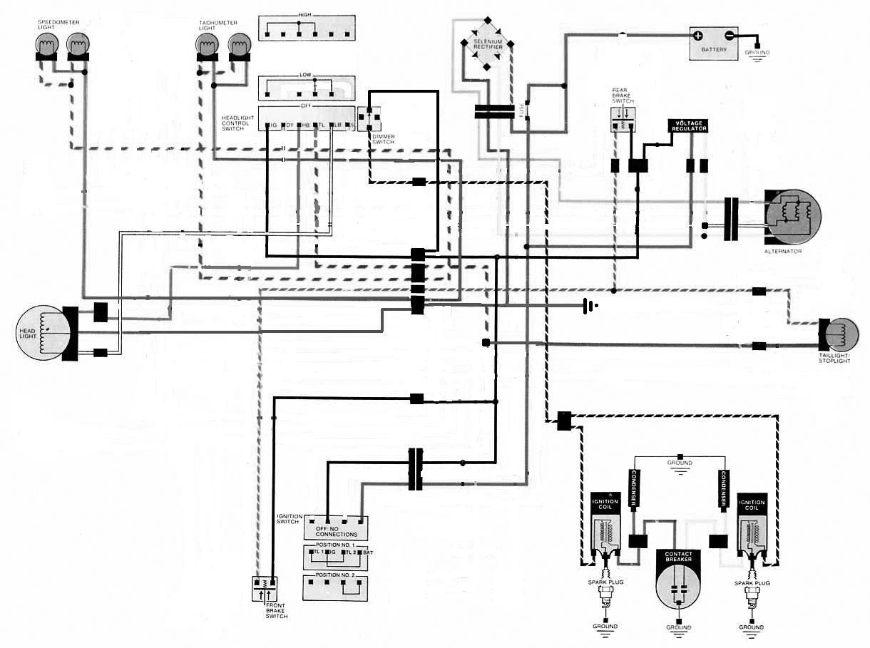 wiring diagram for honda xr400r  honda  auto wiring diagram