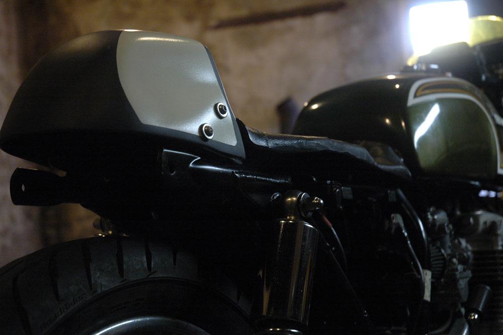 Racer Bum Stop and Seat Pan