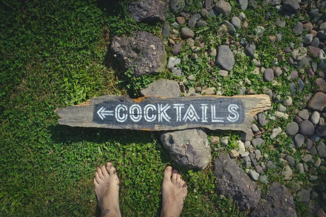 Cocktail Sign