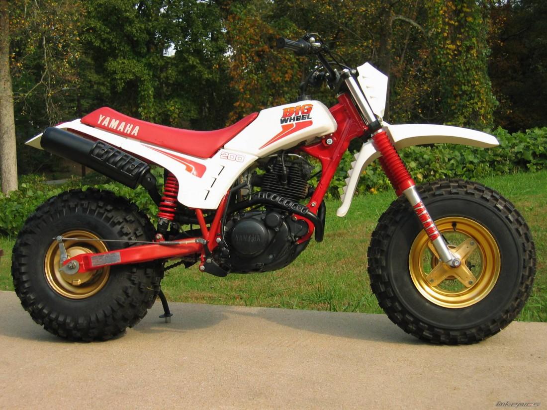 Yamaha Big Wheel For Sale Ebay
