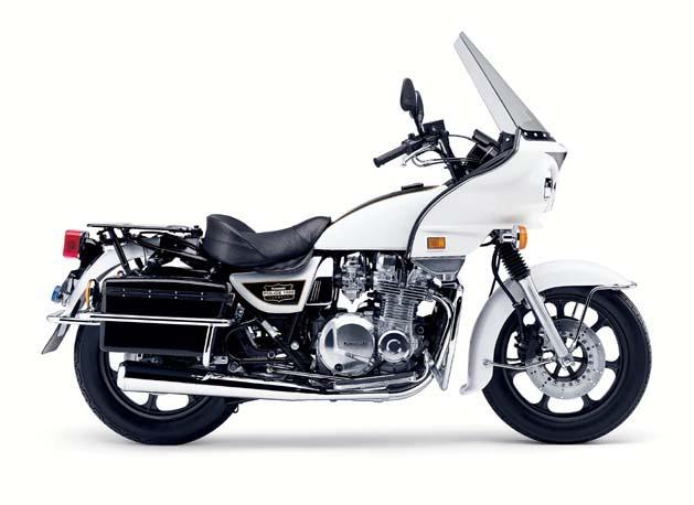 Kawasaki Kzp
