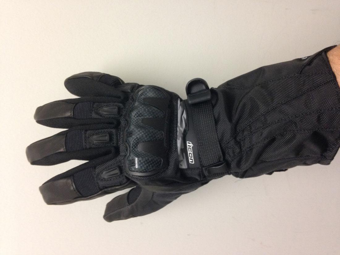 Icon Patrol Waterproof Gloves