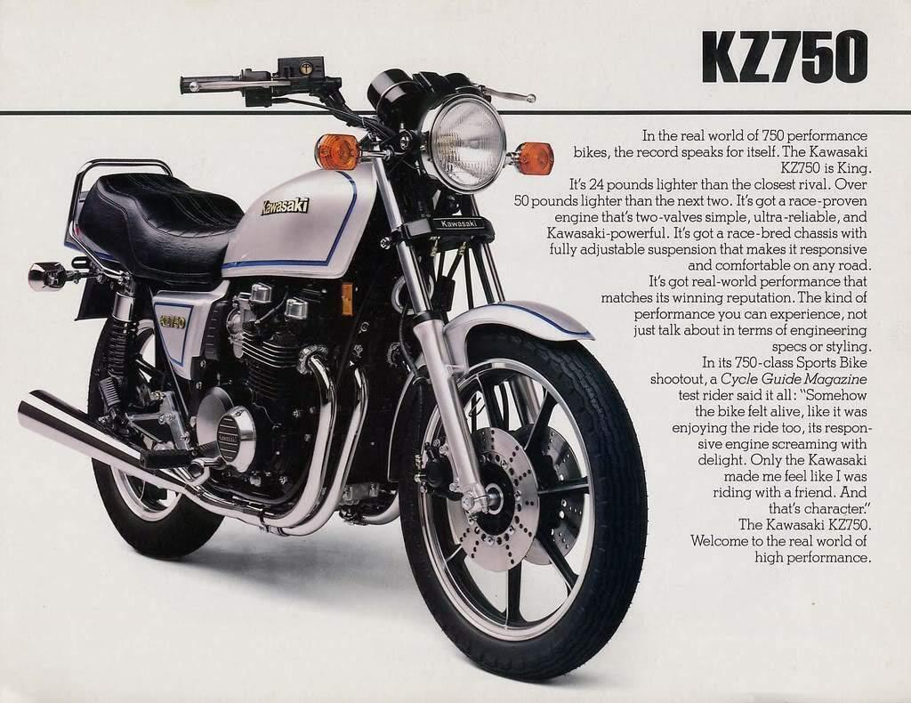 Kawasaki Z7500 81  1